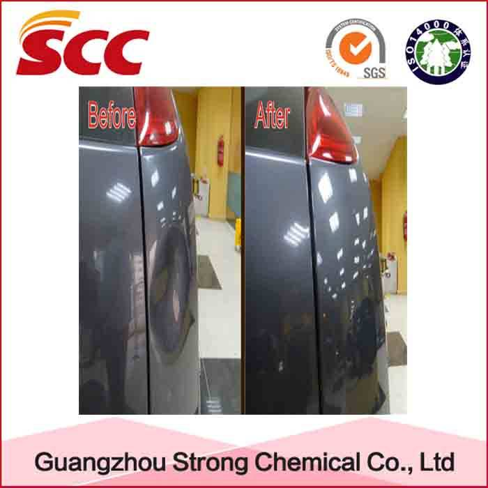 Widely Used Red Crystal Pearl Crystal Auto Refinish