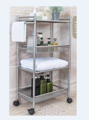Rolling storage or utility cart