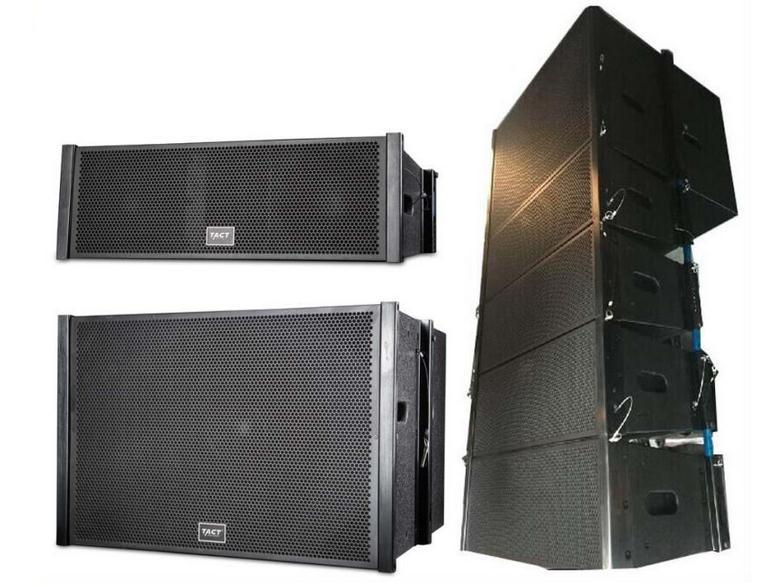 EV 281 Double 8 Inch Professional Line Array Speaker