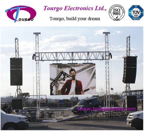 LED Screen Truss LED Display Truss
