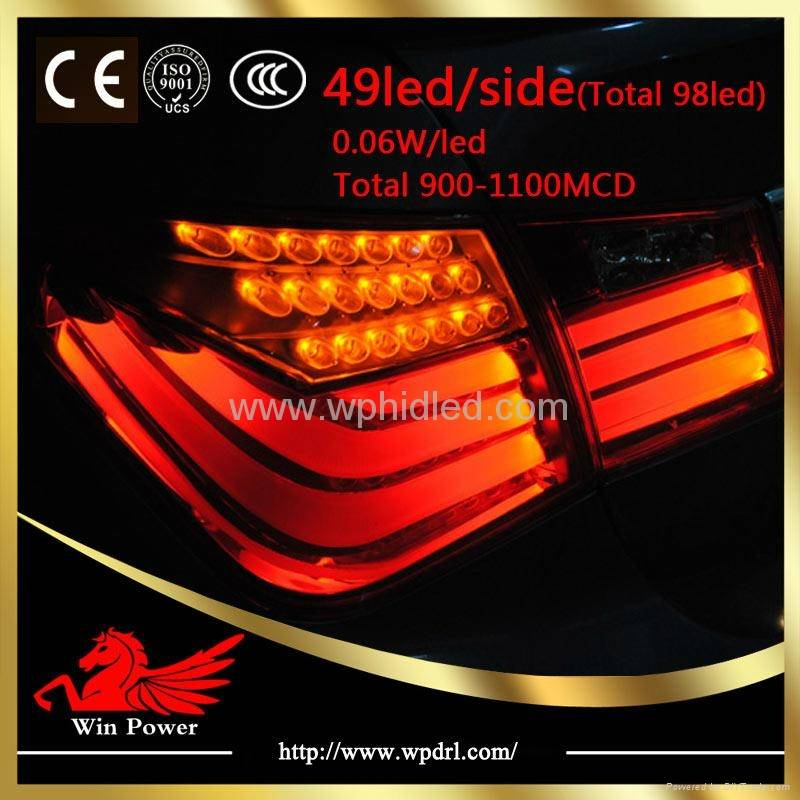Cruze BMW Style Tail light Cruze LED Tail Lamp
