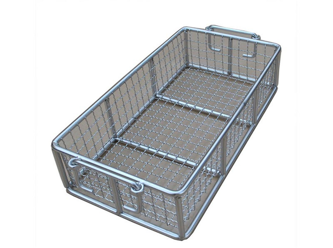 Stainless Steel Wire BasketWire Baskets & TraysFilters & Baskets