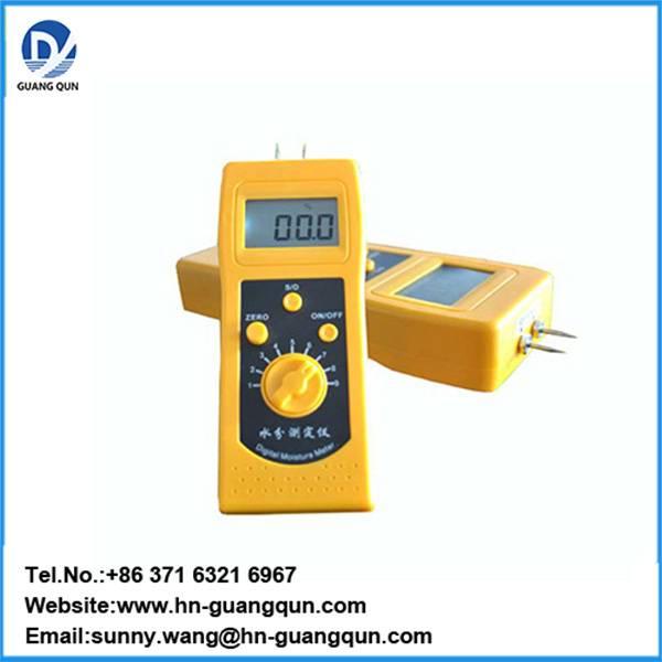 DM300R Digital Portable Lamb Moisture Meter with 4 digital LCD/Measuring range 10%-85%