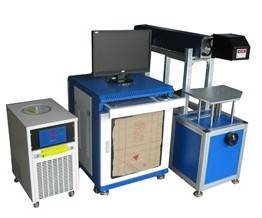 30W CO2 laser engraving machine