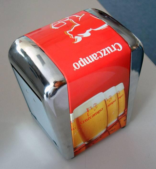 Crown Napkin Dispenser