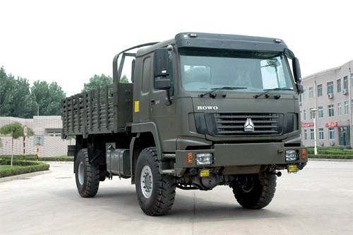 SINOTRUK HOWO All-Wheel Drive Cargo Truck(4x4,6x6,8x8)