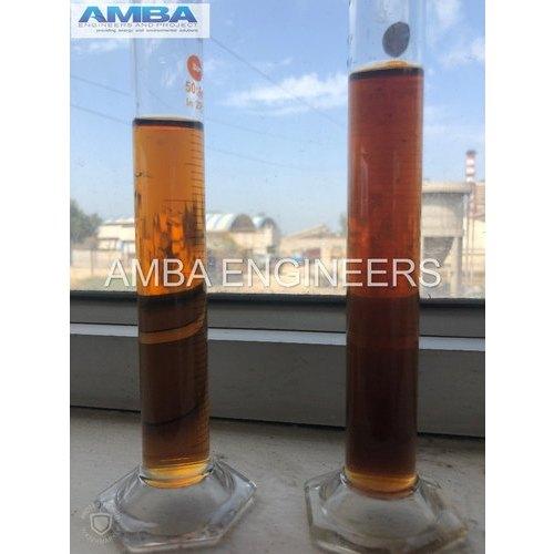 Commercial Bio Reactor Effluent Treatment Plant