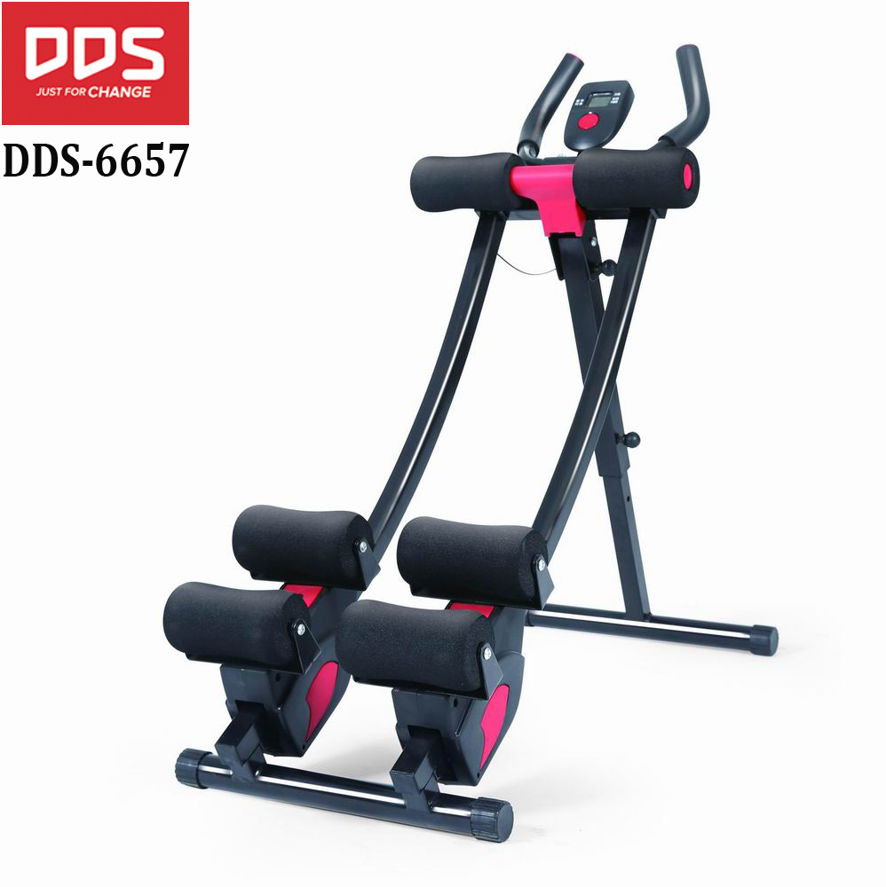 DDS 6657 Ab shaper ab coaster abdominal exercise equipment Body building fitness equipment