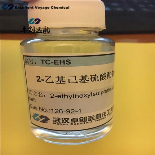 TC-EHS/2-ethylhexylsulphate,sodium salt/ CAS:126-92-1