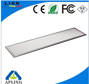 Three Color with Aluminum+PC led panel light diffuser 45W