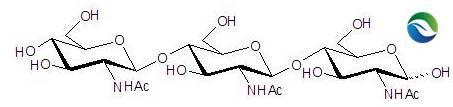 CAS: 38864-21-0 N,N',N''-Triacetyl Chitotriose