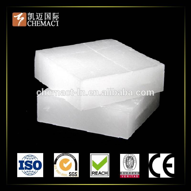 Manufacturer Directly Supply Semi Refined Paraffin Wax 58/60