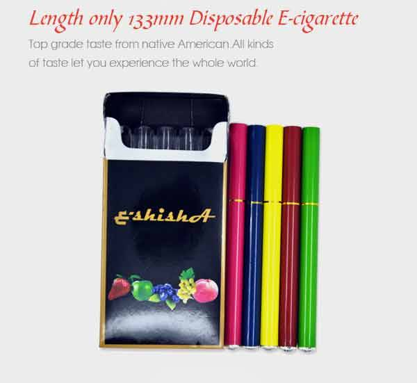 500 puffs 280 mAh eShisha pen sticks | Disposable e cigs