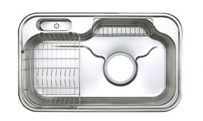 STAINLESS STEEL KITCHEN SINK (KSCP 840)