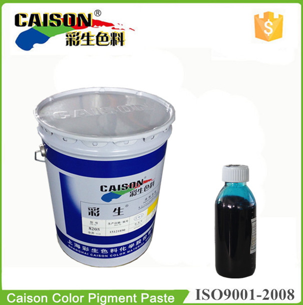 Pigment paste used as Soap colorant