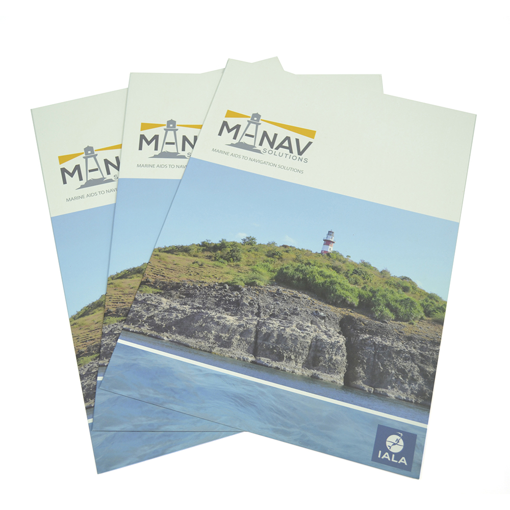 China Factory High Quality Professional Free Sample Art Paper Leaflet