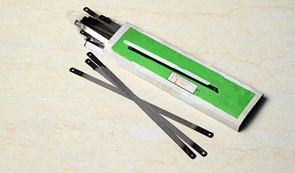 "12""- 300mm X1/2"", 18 Tpi, 24tpi, 32tpi Bi-Metal Hacksaw Blade"