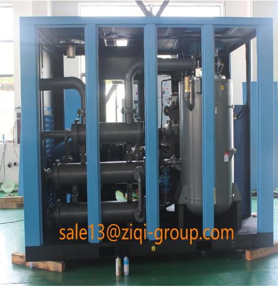 Electric Power Two Stage Screw Compressor GAT 55kw-250KW
