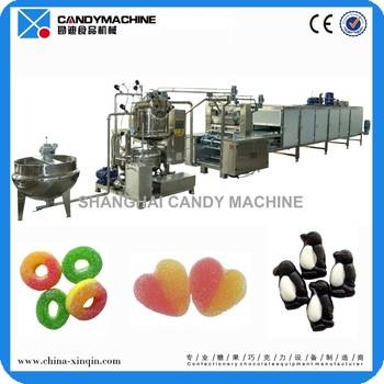 CE approved jelly candy machine