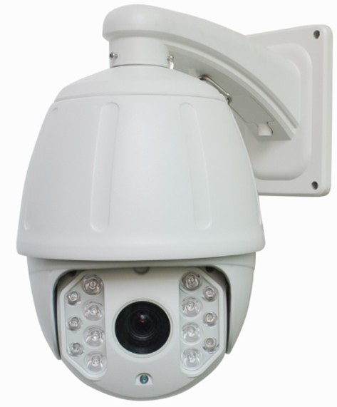 Outdoor 4 in1 PTZ IR Camera