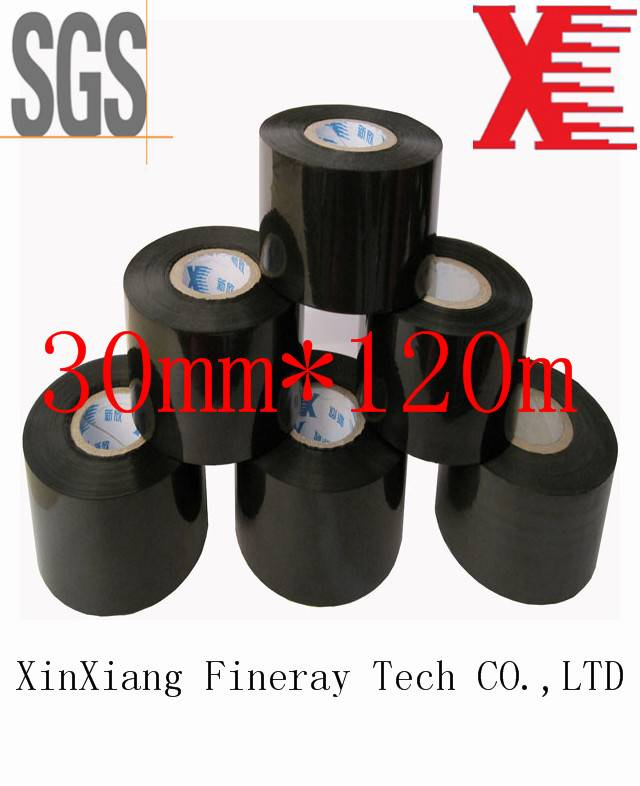 For printing production date or batch number FC3 type 30mm*120m on dairy packing hot stamping foil
