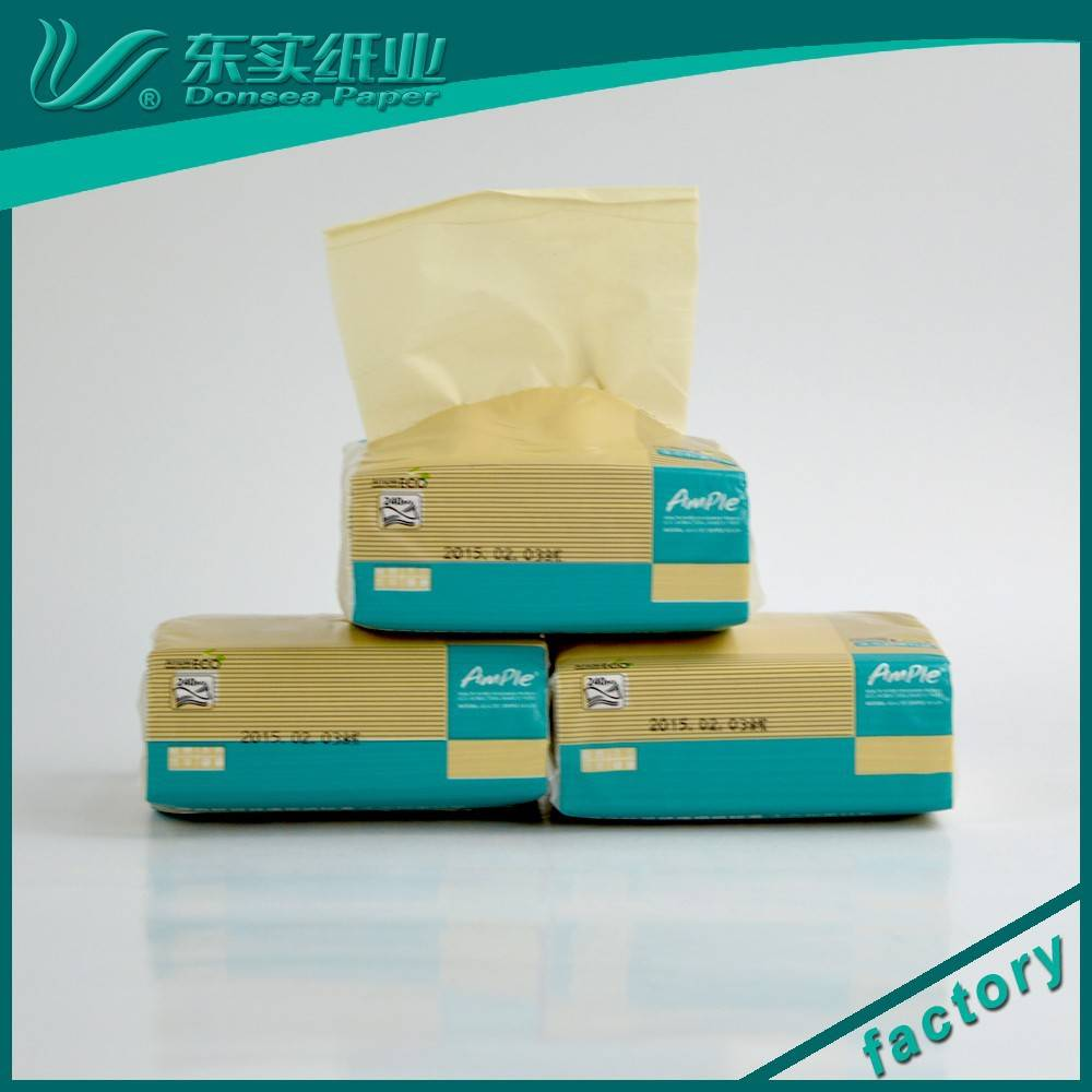 Factory Maunfacture Wholesale Super Soft Ample Facial Tissue
