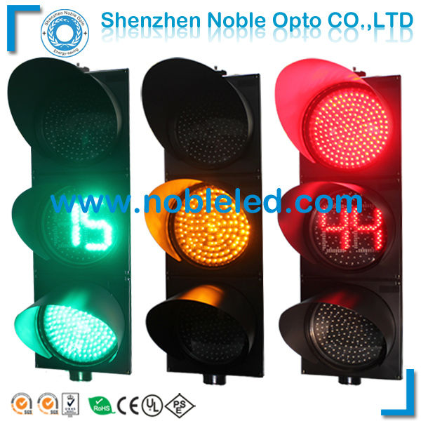 300mm traffic light housing Shenzhen supplier