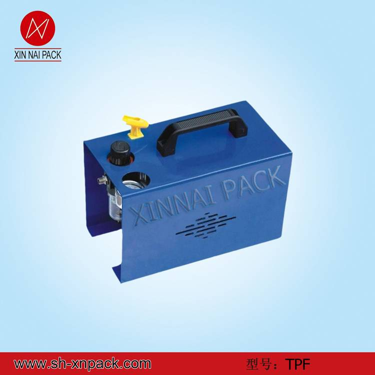 TPF oil free portable air compressor of silent