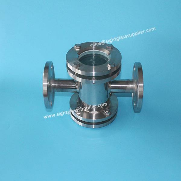 wholesale Clear Glass boier flange sight glass