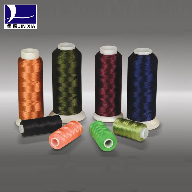 dope dyed colored DTY polyester yarn