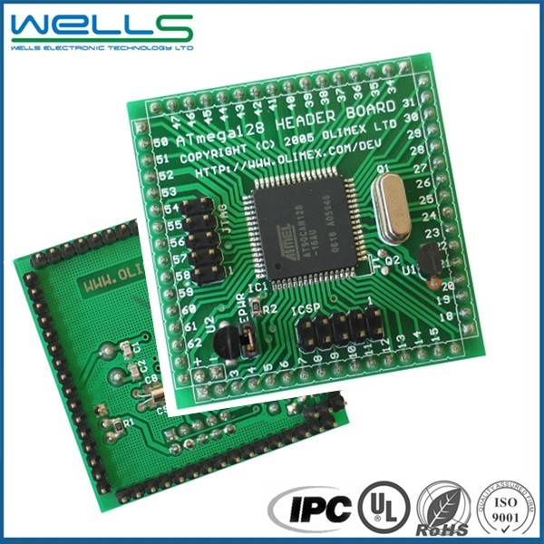 Household Electric Appliance Double-sided PCB with Fr4 94v0 PCB Material