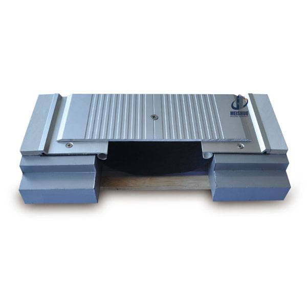 Fire-Rated and Watertight Building Expansion Joint for floor