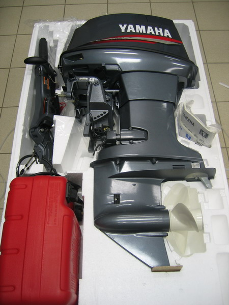 Yamaha 40hp outboard engine for sale