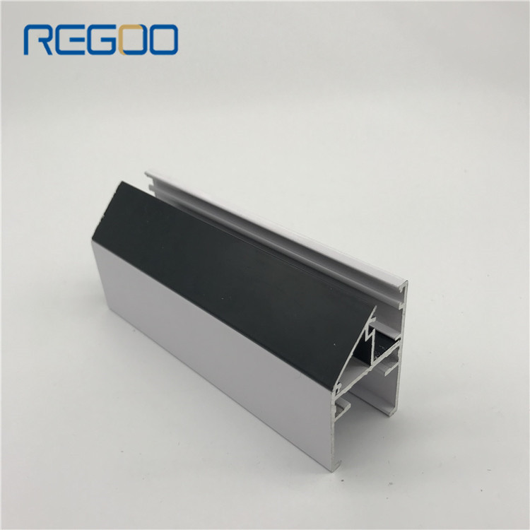 Powder Coated Aluminium Door and Window Profile