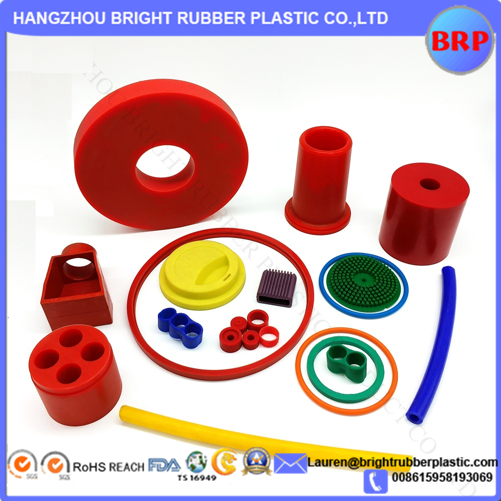 silicone rubber customized products