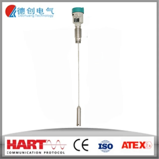 Oem China Contact-type High Temperature Radar Liquid Level Sensor/transmitter with Alarm System Made