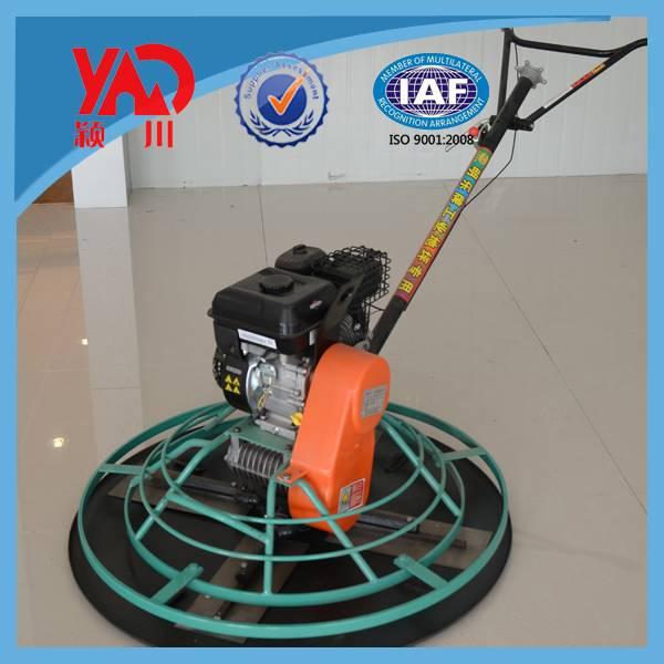 high working efficiency plastering trowel / ride-on plastering trowe/ power trowel Factory price