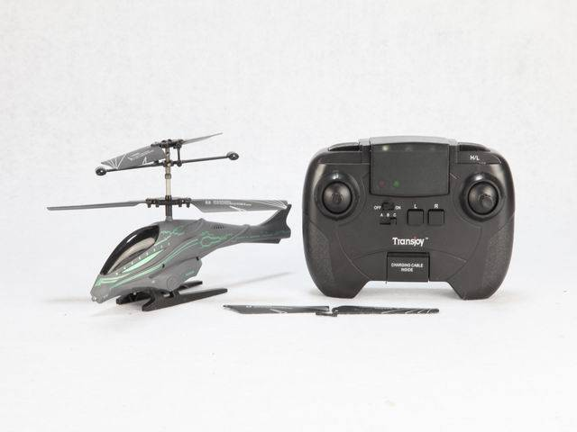 2CH R/C Helicopter