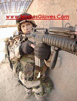 Military Gloves, Army Navy War Forces Gloves & Police Gloves