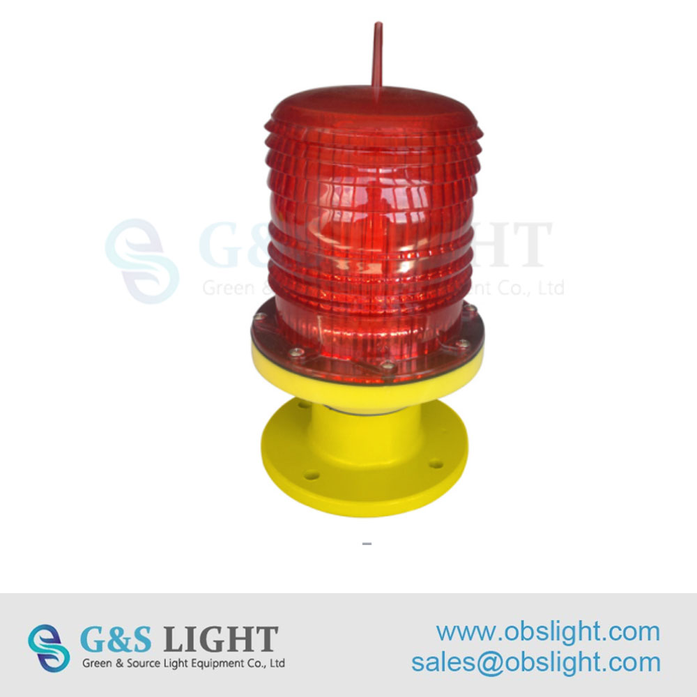 Medium-intensity Type B Obstruction Light