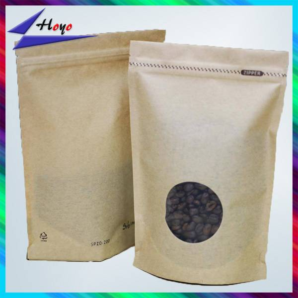 laminated kraft paper bags for charcoal