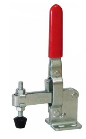 Vertical toggle clamp 12002B 550LB 250Kg flanged base hand tool toggle clamp heavy duty toggle clamp