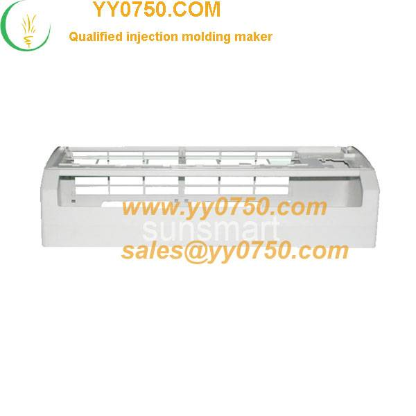 Home appliance Air Conditioner plastic front case