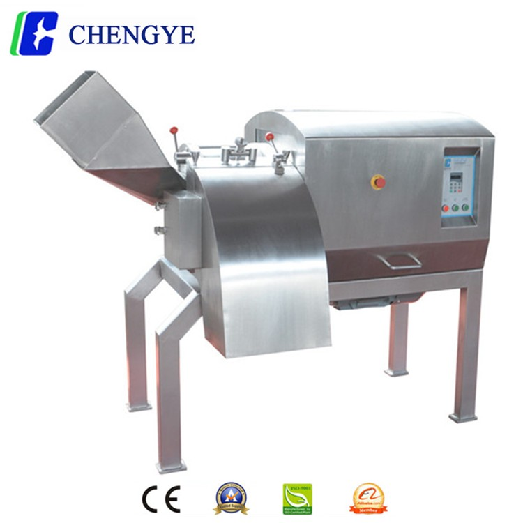 automatic electric frozen meat slicer machine / meat cutting machine / cheese slicer machine