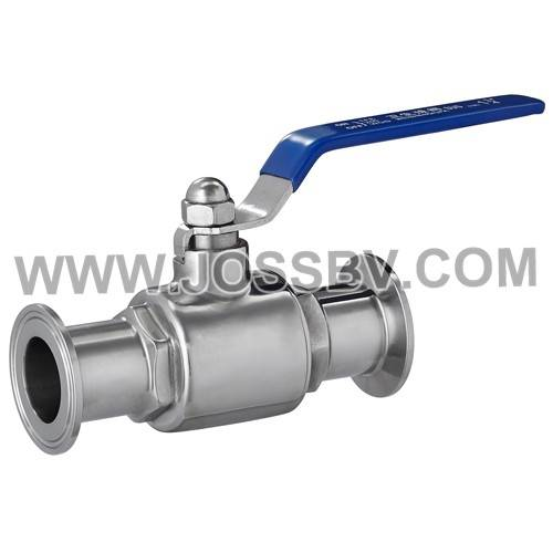 Sanitary Ball Valve Clamp