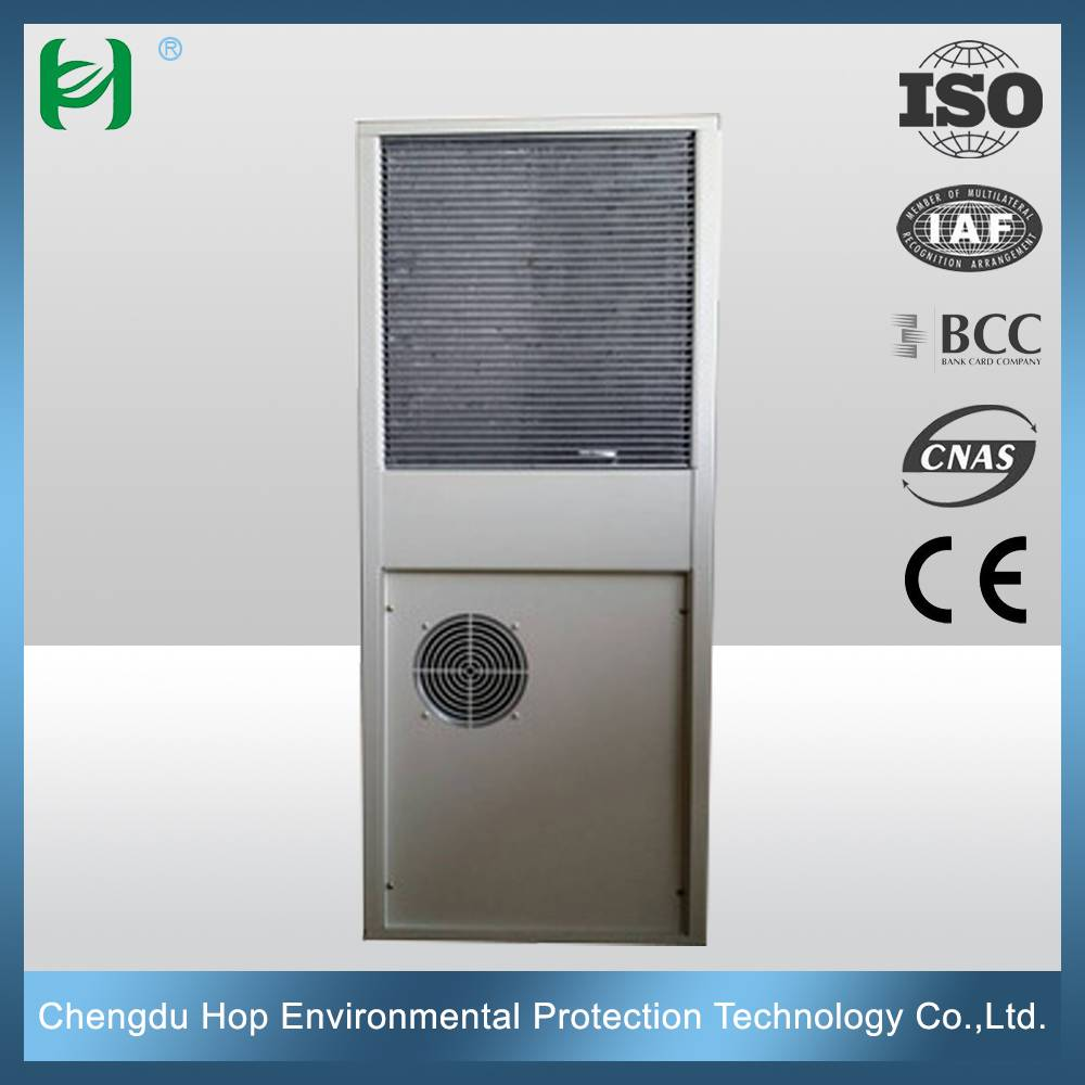 1000w Outdoor Eco-Friendly R134A electrical enclosure air conditioner