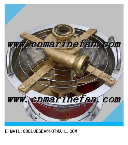 CSZ Marine water driven gas free fan axial fan
