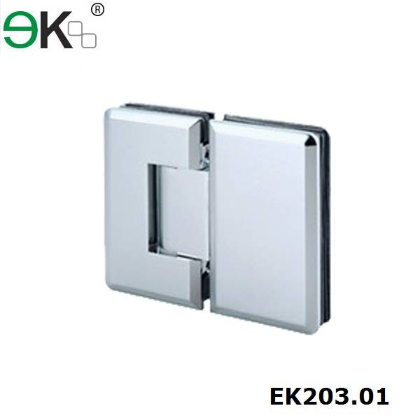 stainless steel glass gate shower hinge