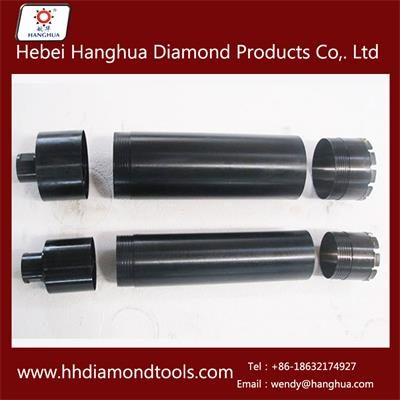 Diamond Core Drill Bit for Hard Rock