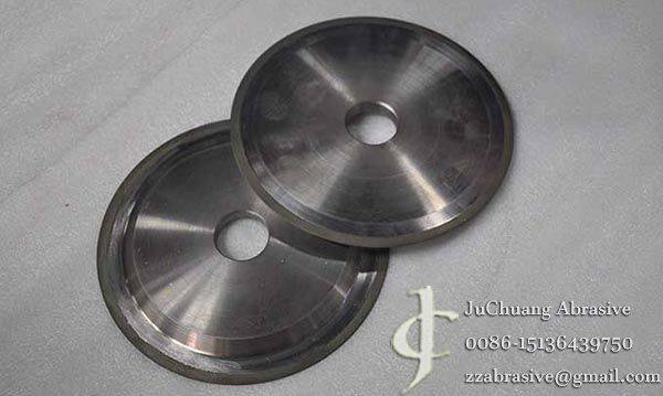 3A1single sided strengthen Grinding Wheel